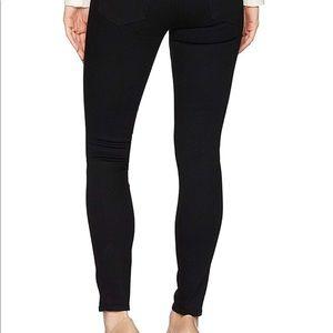 j brand high rose crop alana jeans in hewson color